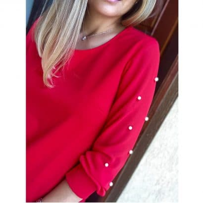 Bluza - All Red